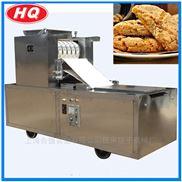 粗粮糕点成型机 桃酥饼干机视频 燕麦饼烤炉
