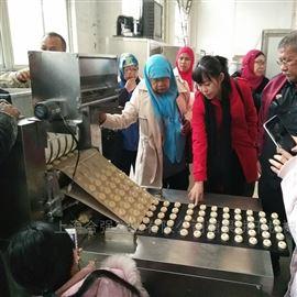 HQ-TSJ400/60050克宫廷桃酥生产设备 桃酥饼干成型机