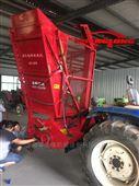 勉县 拖拉机带秸秆青储回收机供应