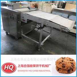 HQ-600双变频酥性饼干生产线 上海全自动桃酥机