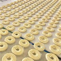 全自动曲奇饼干生产线
