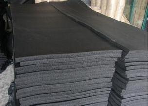 2级难燃橡塑保温板产品零售出售