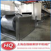HQ-400/600钢带炉熊猫曲奇饼干生产线