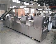 厂家直销闲趣饼干设备 全自动苏打饼干生产线 酥性韧性成型机械