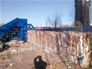 效率高成本低秸秆打包机废纸箱打包设备