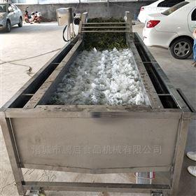 大型草药清洗机鱼腥草清洗设备车前子清洁机