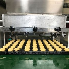 HQ-CK600合强食品机械 钢带炉曲奇饼干生产线