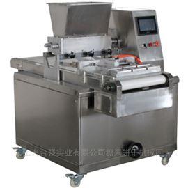 HQ-CK400/600型多层豆乳蛋糕设备价格 合强多功能曲奇机