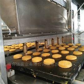 工廠直銷產品PLC餅干果醬機 雙色曲擠出機