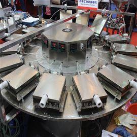 合强供应HQ-DJS9半自动仿手工蛋卷酥机