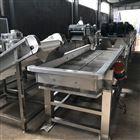 MK-ZD10-1500连续式蔬菜清洗振动沥水机