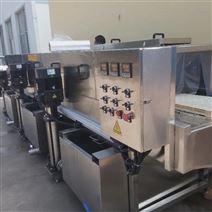 喷淋式洗筐机生产厂家 全自动筐子清洗机