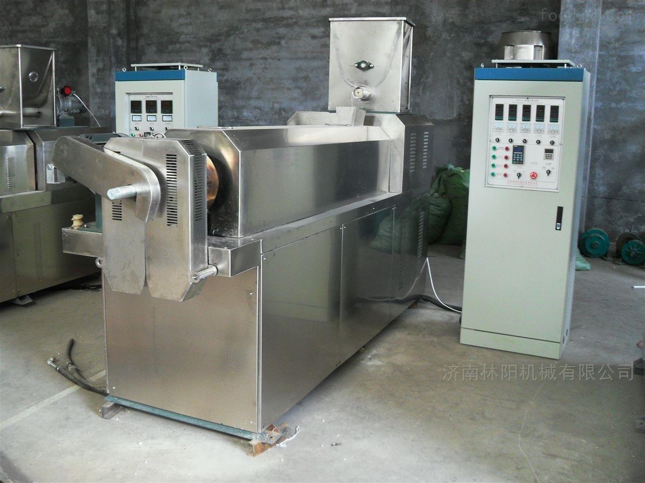 单螺杆膨化机膨化食品设备