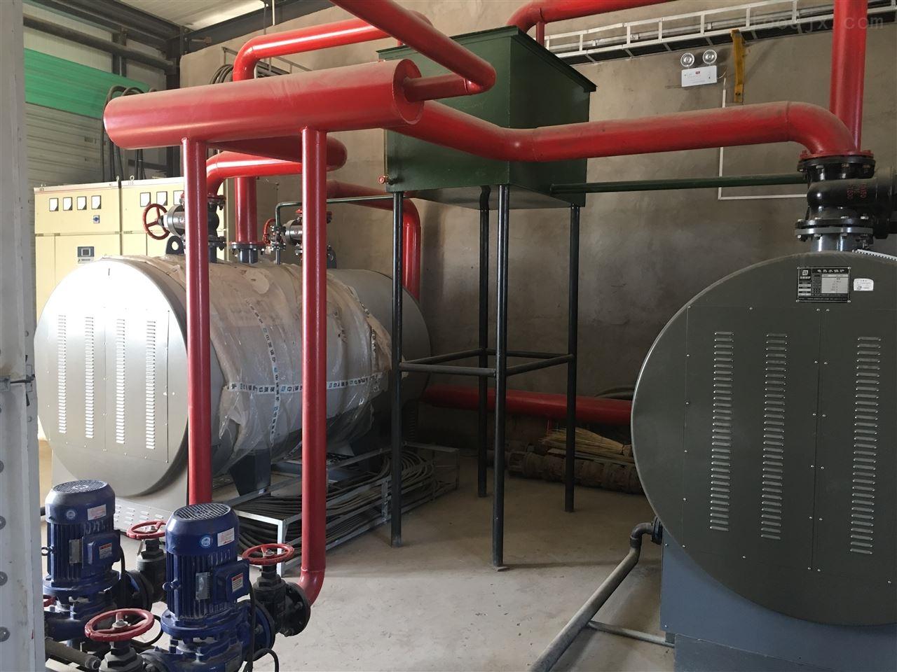 卧式常压电热水工业锅炉