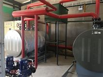 不銹鋼臥式常壓電熱水工業鍋爐
