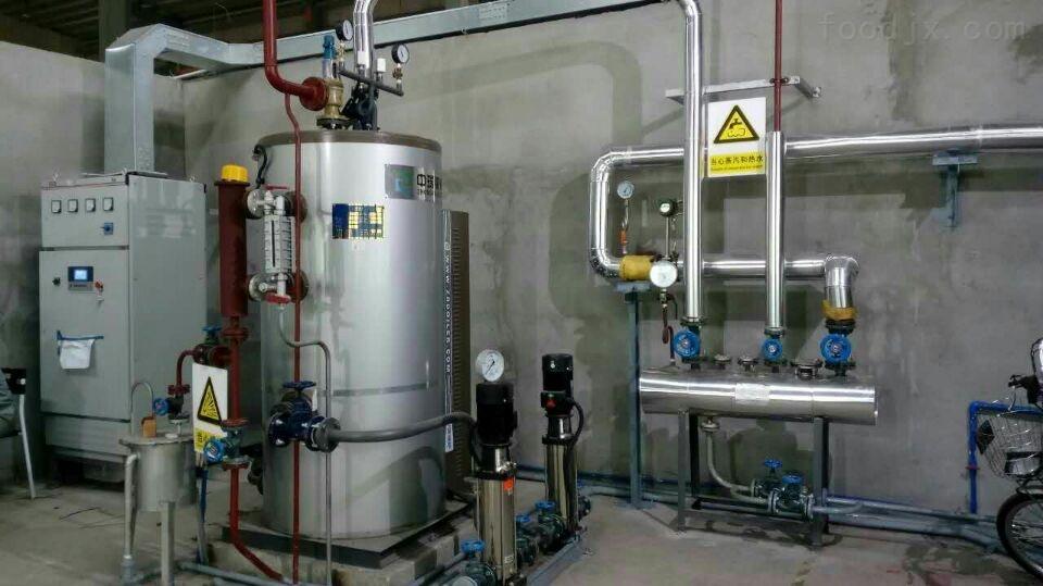 300KG电蒸汽锅炉