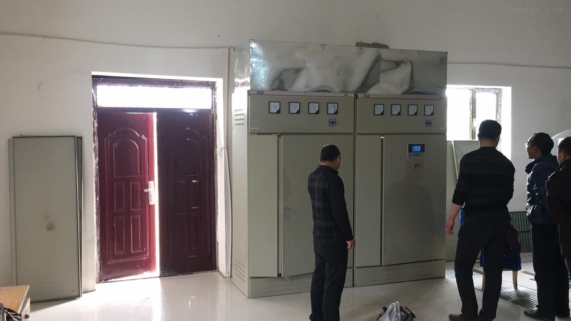 1吨1T电蒸汽锅炉