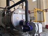 1吨~10吨卧式冷凝燃气蒸汽锅炉