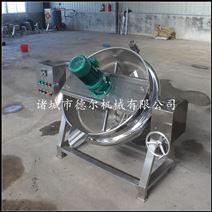 德尔供应乳品熬制专用不锈钢夹层锅