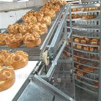 汉堡、薯条、面包螺旋冷却塔