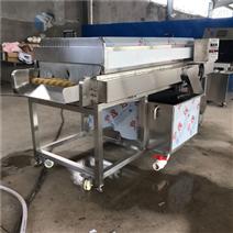 青島海蠣子清洗機 貝類清洗設備