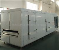IQF300水果蔬菜流化床速冻机