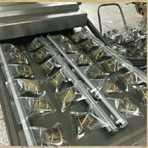 紫米海鸭蛋肉粽半自动真空包装机