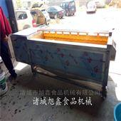 XXQX-1500海产品加工设备--带鱼去鳞清洗机