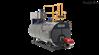 制藥業全自動臥式濕背式冷凝蒸汽鍋爐