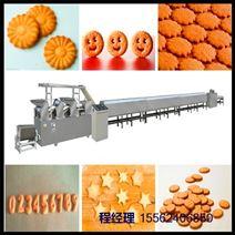 酥性韧性饼干生产线机械 饼干成型机设备