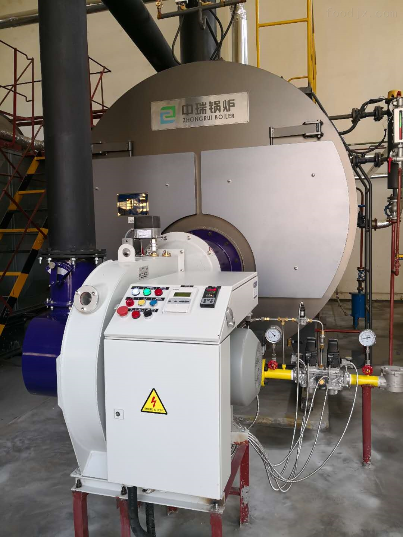 8吨卧式冷凝蒸汽锅炉