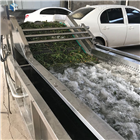 MK-QX-6000蔬菜清洗机 气泡式清洗流水线哪家好