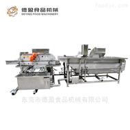 净菜加工设备蔬菜叶菜白菜洗菜机德盈机械