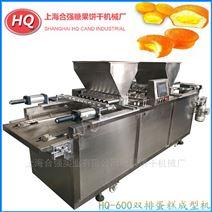 HQ-DG600双排蛋糕自动成型机 链片输送烤盘