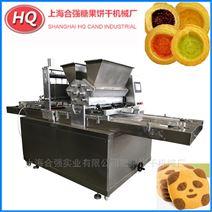 双色果酱包芯曲奇成型机 饼干糕点生产线