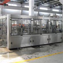含气碳酸饮料生产线汽水汽酒三合一灌装机