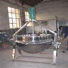 HJ-200小龙虾炒锅全自动夹层锅