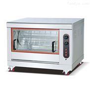 單層旋轉電烤雞爐