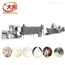 工厂直销优质五谷杂粮营养粉黑芝麻糊生产线