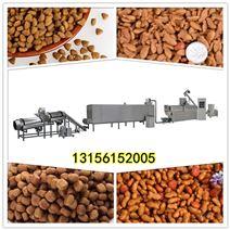 狗粮宠物粮食品生产线膨化机