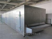 IQF500流态化速冻机单冻机