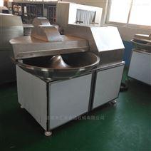 鱼豆腐加工设备 80型变频调速斩拌机