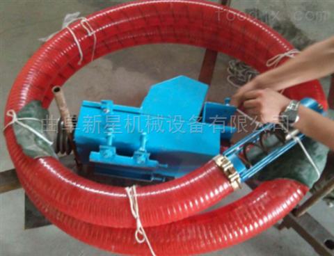 饲料粉煤灰装车软管式螺旋电动吸粮机