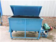 牧龙机械厂家直销操作简单卧式牛羊草料搅拌机饲料颗粒搅拌机