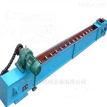 临沂 稳固型双板链刮板输送机 埋刮板上料机