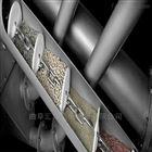 西安 硅胶粉末管链提升机 管链输送机