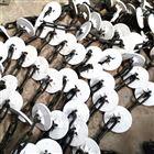 铁粉物料管链提升机 钢砂管链输送机定做