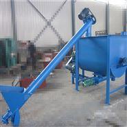 碳钢材质U型螺旋提升机 螺旋输送机