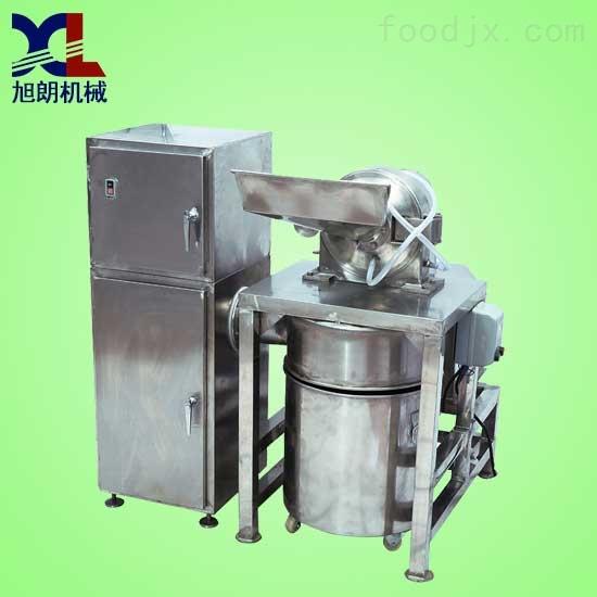 袋泡茶高效粉碎机 商用水冷除尘粉碎机