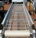 不锈钢输送带乙形网带复合链条网带金属链板